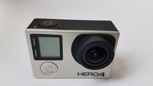 Nowa GoPro Hero 4 BLACK + akcesoria