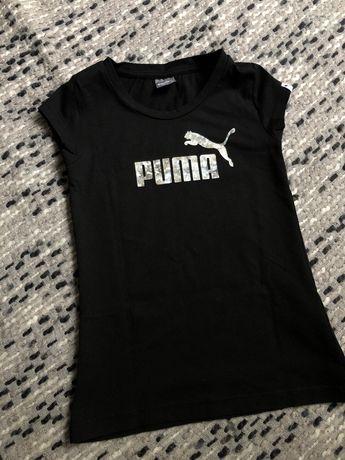 PUMA tshirt dziewczęcy 128
