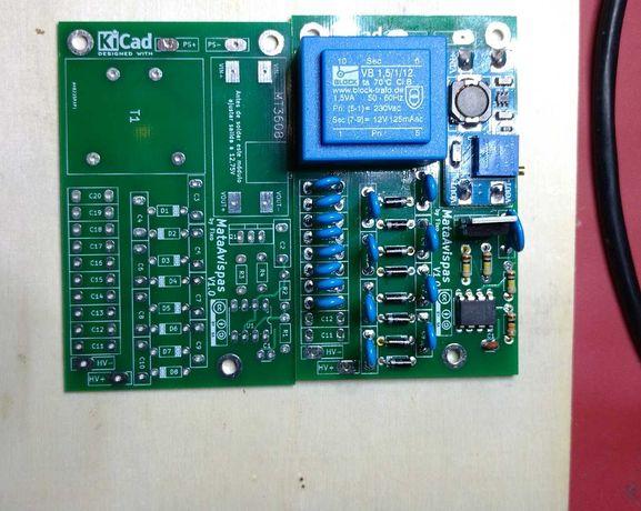 Reparação electrónica/placas mata avispas/vespas/velutina/asiática