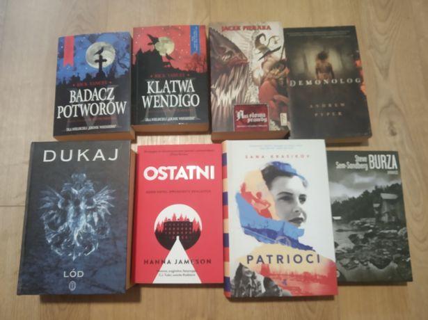 sprzedam książki - różna tematyka