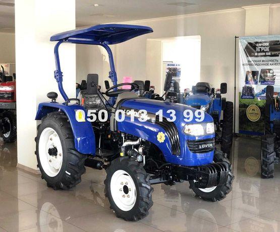 Купити Трактор Foton LOVOL 244 Реверс Широкі колеса Дашок Фотон