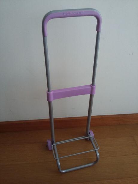 Carro trolley para mochila