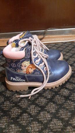 Ботинки демисезонные 25 размер