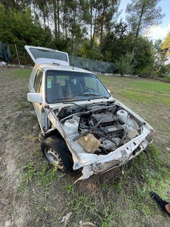 Opel corsa A-peças