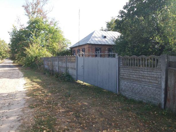 Продам дом с.Вертиевка Нежинский р-н.