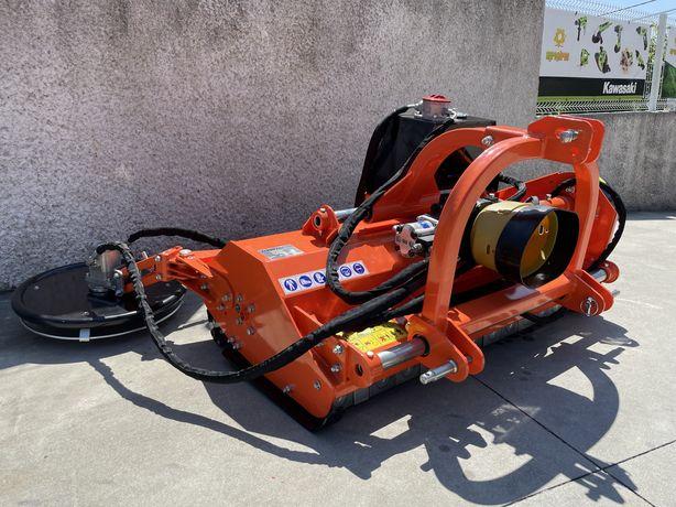 Triturador de martelos com disco hidraulico