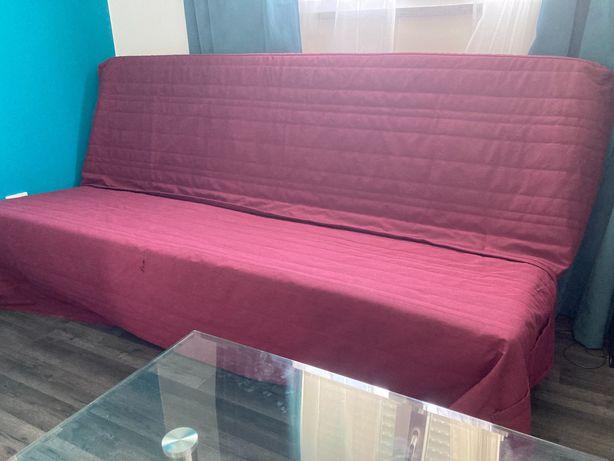 Sofa cama 3 lugares ikea