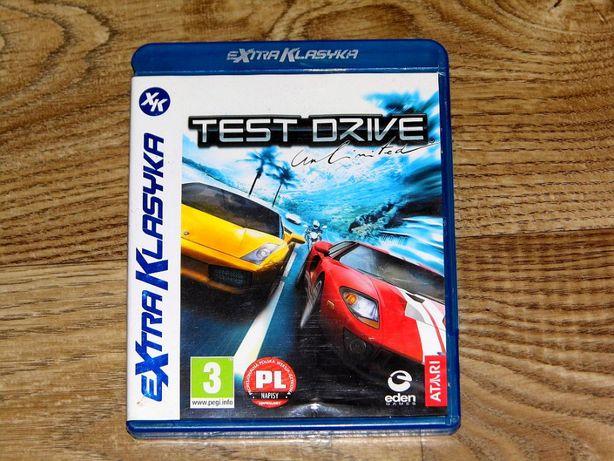 Test Drive Unlimited na komputer PC-DVD 360 PO POLSKU