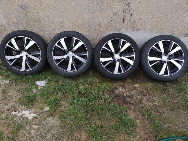 Felg 17 Peugeot 4 x108 et 20