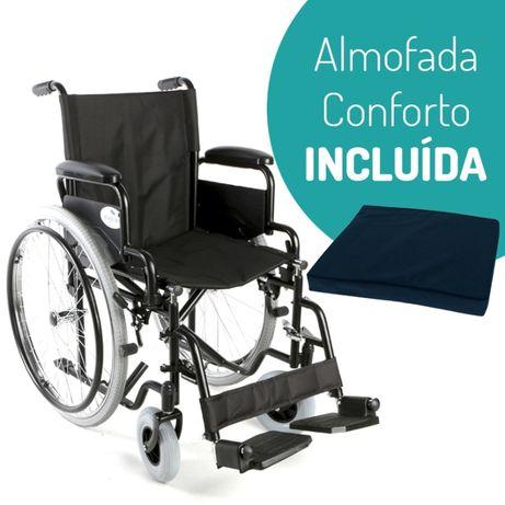 Cadeira de Rodas Manual Dobrável NOVA