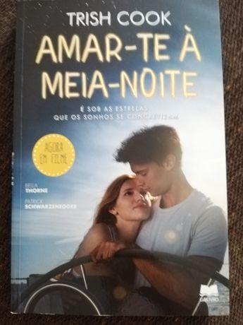 Livro Amar-te à meia noite
