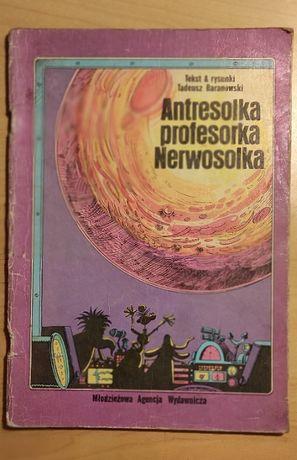 Antresolka profesorka Nerwosolka - Baranowski