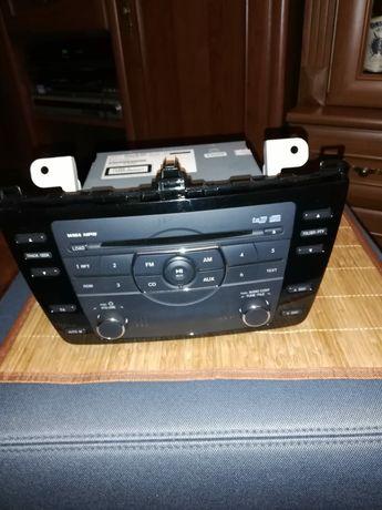 Mazda 6, Radio CD na sześć  płyt