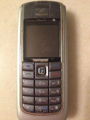 _|_ Oryginalna Nokia 6020 - Cały Komplet (Ładowarka Futerał Słuchawki)