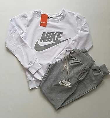 Damski zestaw dres spodnie bluza armani EA7 nike adidas levis