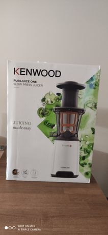 Соковыжималка шнековая Kenwood JMP400WH