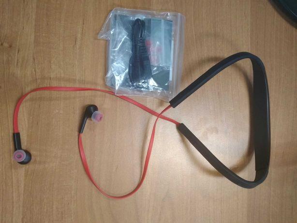 JABRA słuchawki bezprzewodowe Halo Smart czerwone
