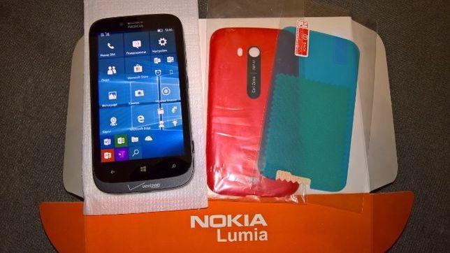 "NOKIA Lumia 822. GSM/CDMA 4.3"", Windows 10. Гарантия 4/12 мес"