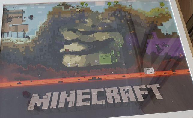 """Obraz z """"Minecraft"""""""