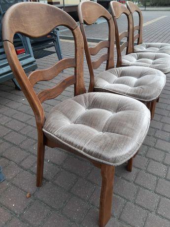 Odnowione wygodne krzesła z Holandii