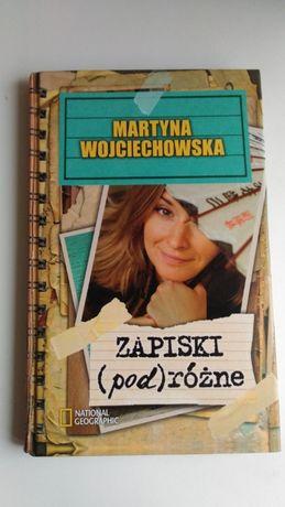 Zapiski podróżne, Martyna Wojciechowska, książka