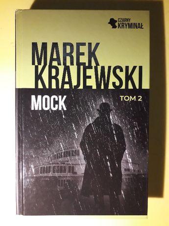 Marek krajewski - Czarny kryminał - MOCK - Tom 2