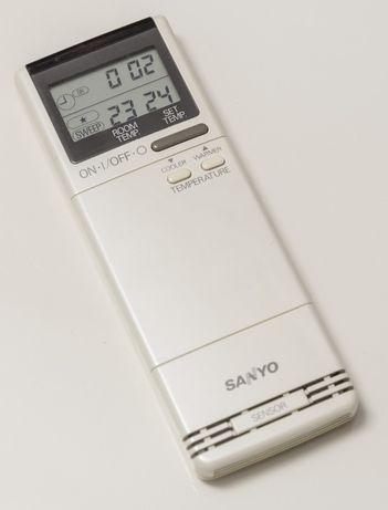 Pilot klimatyzacji Sanyo RCS-GS(W)-1
