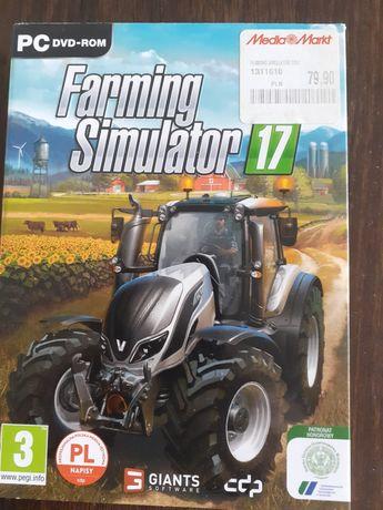 Farming Symulator 17 PC dvd-rom