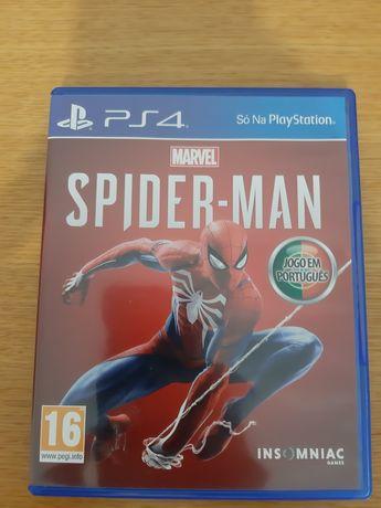 Jogo PS4 - Spider-Man