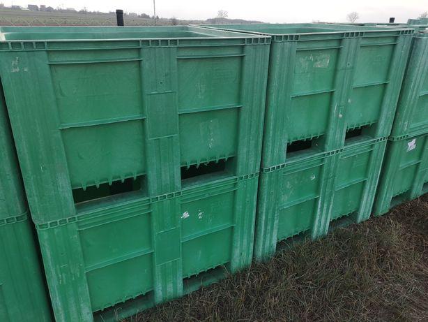 Kisteny kisten skrzyniopalety plastikowe bigbox palbox pojemniki dolav