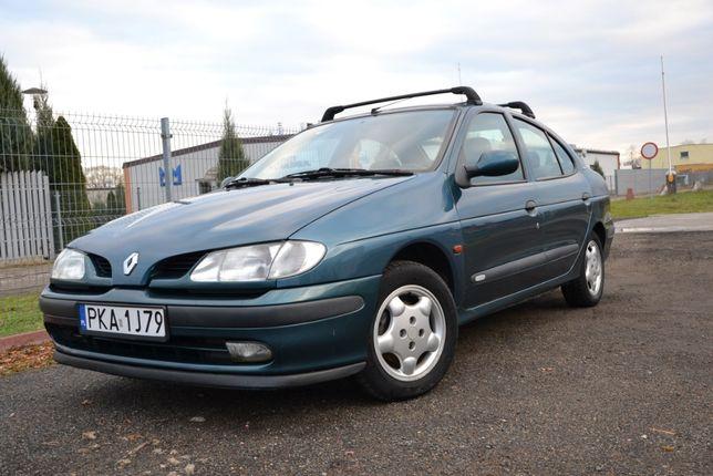 Renault Megane 1.6 LPG