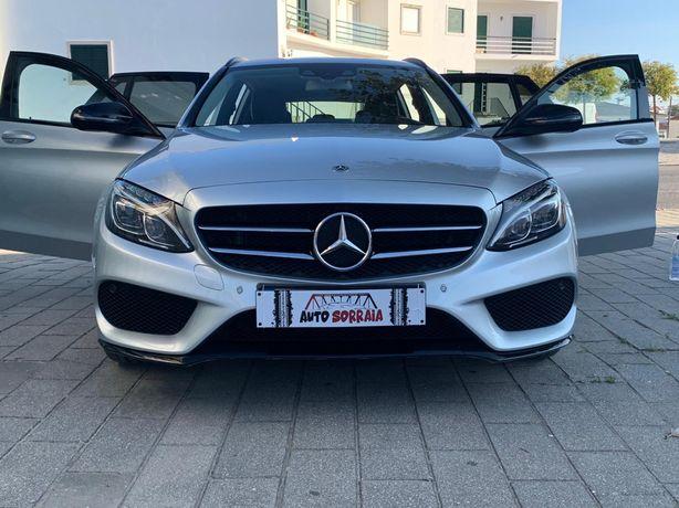 Mercedes C220 AMG LINE 10/2017