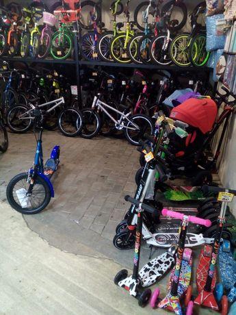 Велосипед 12,14,16,18,20,24,26,28,29 3-х колёсный