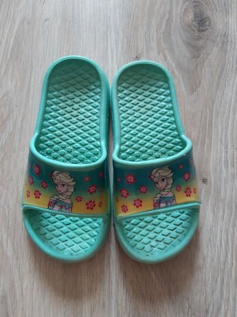 Klapki Elsa, Sandałki George / Sandałki japonki