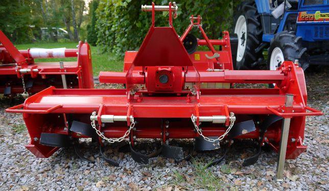Glebogryzarka z przesuwem TLS 125 Mini Traktorki Japońskie (Kubota)