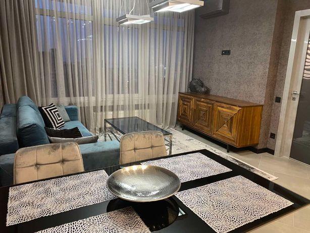 V Самая красивая квартира с террасой на Генуэзской с дорогим ремонтом
