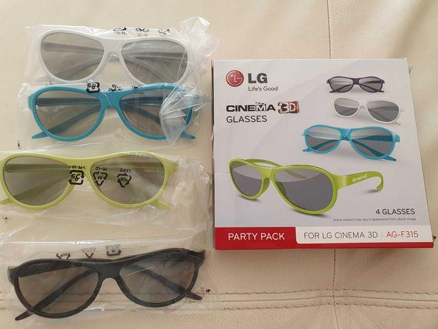 Oculos 3d  LG novos