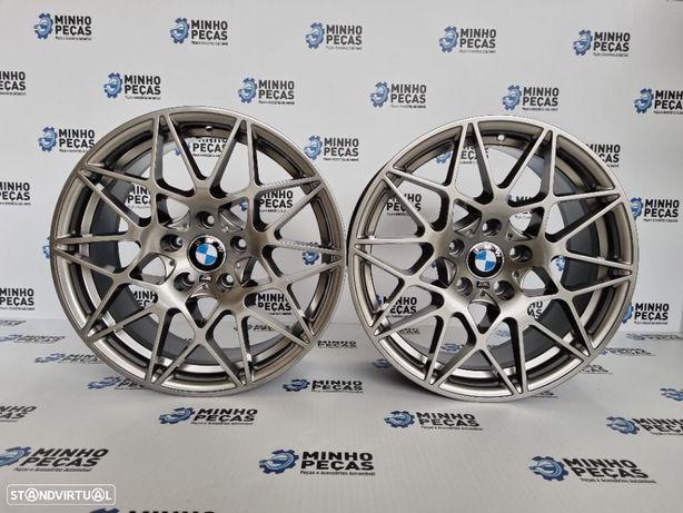 "Jantes BMW (M4) GTS em 18"" Hyper Black"