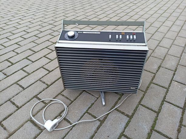 Stary termowentylator/ grzejnik Fakir ze wschodnich Niemiec