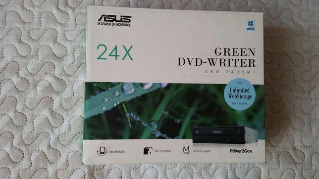 Asus DRW-24D5MT Internal, Interface SATA, DVD±RW
