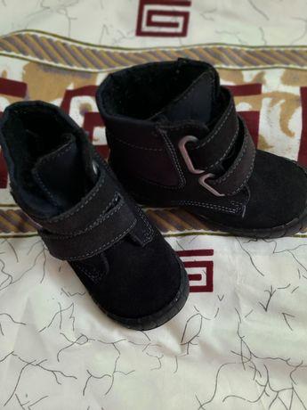 Ботинки дитячі чорні