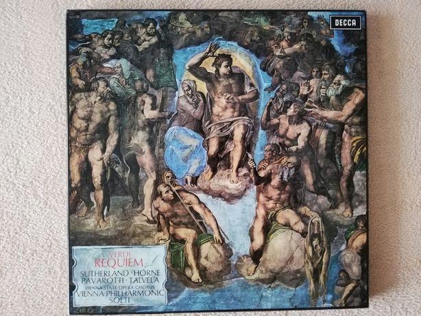 Giuseppe Verdi - REQUIEM, 2 - płytowy album