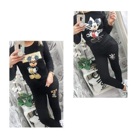 Dresy damskie z logo Gucci Adidas nowe modele kolory S-Xl!!!