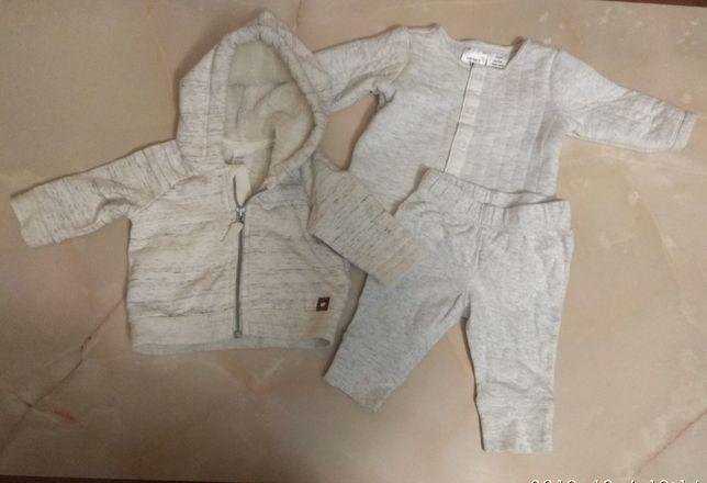 Набір для немовля в роддом кофточка