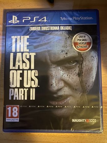 The Last Of Us II PS4 / PS5