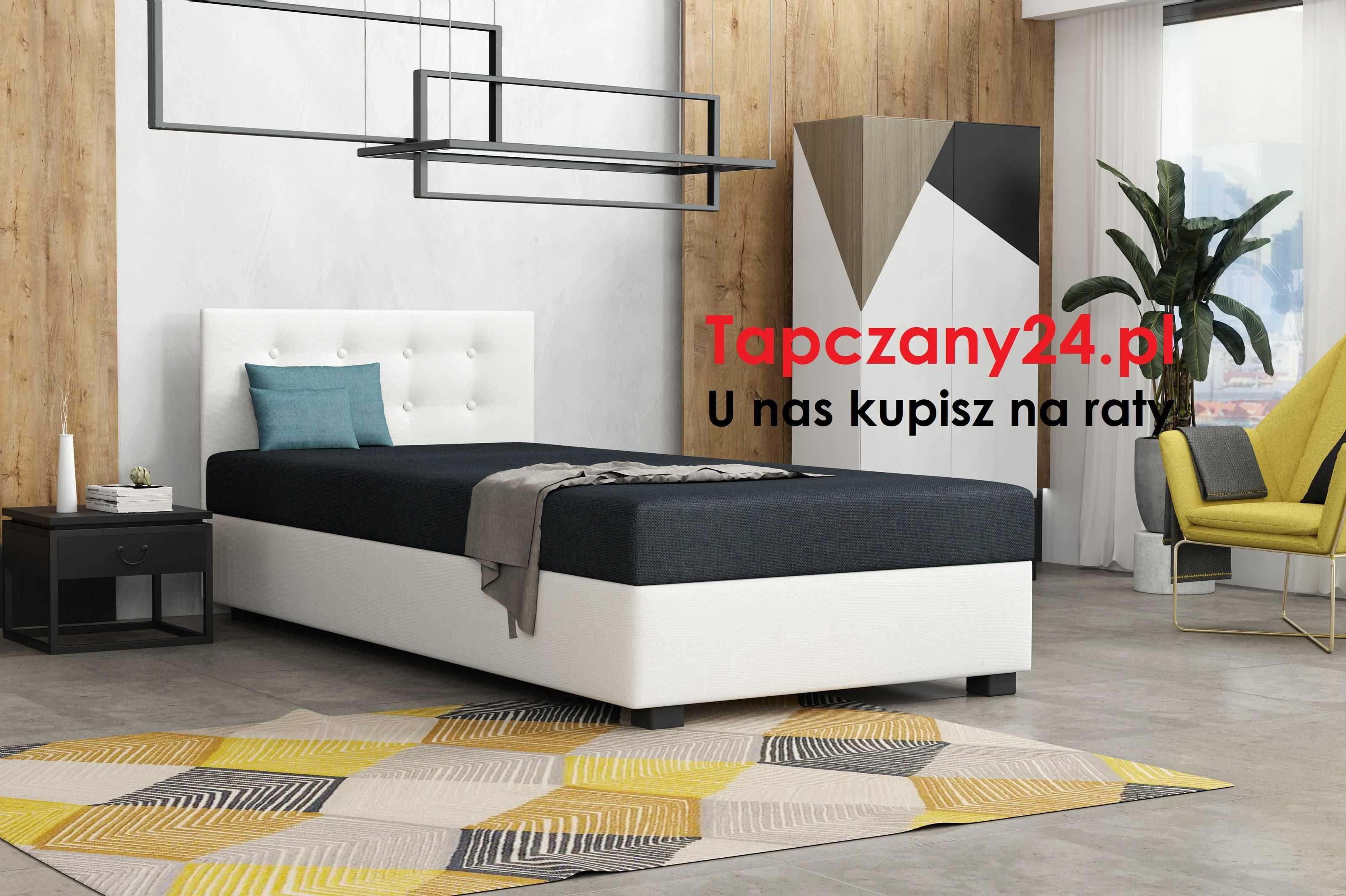 Tapczan młodzieżowy 80/90/100/110/120 Łóżko z pojemnikiem na pościel