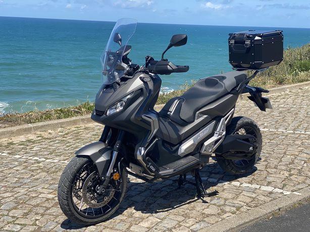 Honda X-ADV 2020 c/ garantia até Set 2024