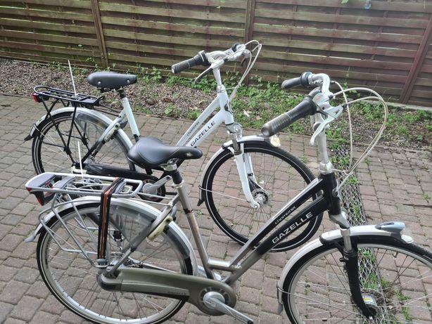 Para damskich rower Gazelle Chamionix stan idelany