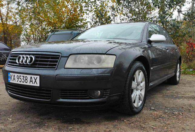 Audi A8 ABT 4,2 quattro