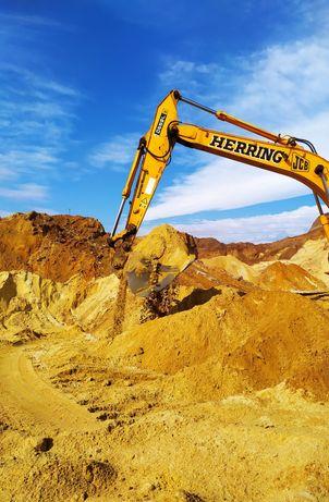 Песок строительный Щебень низкие цены!